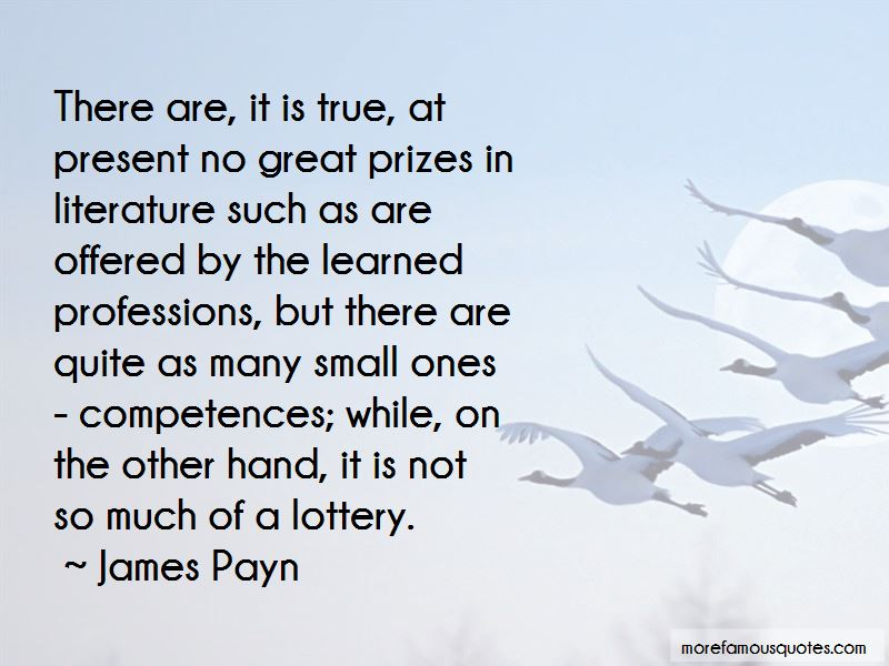 James Payn Quotes Pictures 2
