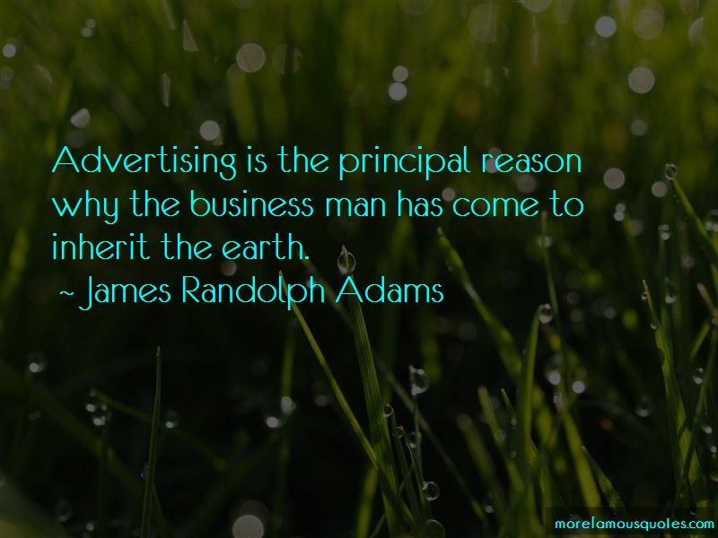 James Randolph Adams Quotes Pictures 2