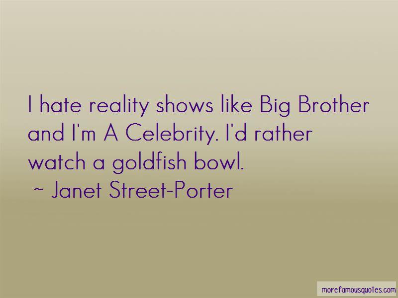 Janet Street-Porter Quotes