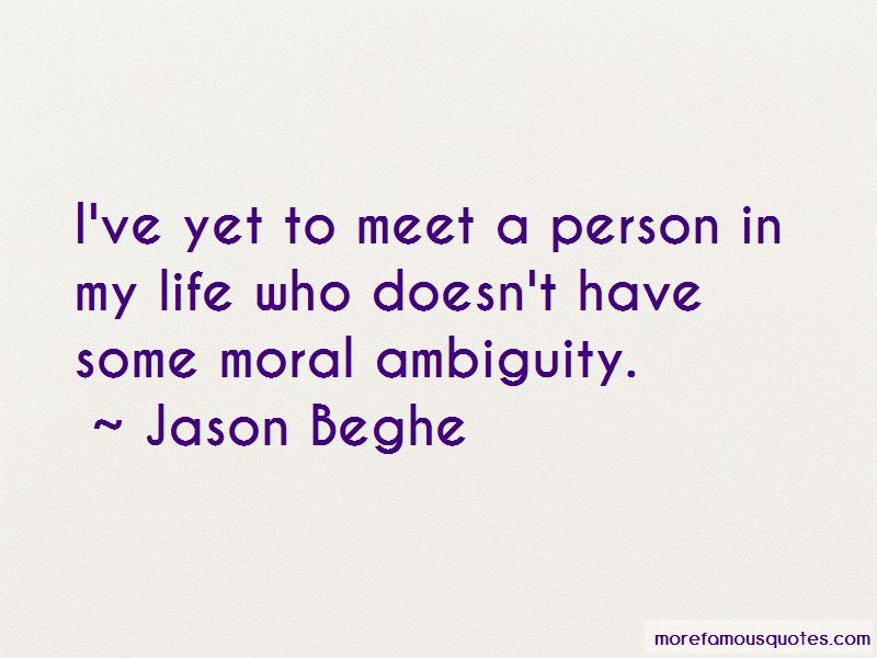 Jason Beghe Quotes Pictures 3