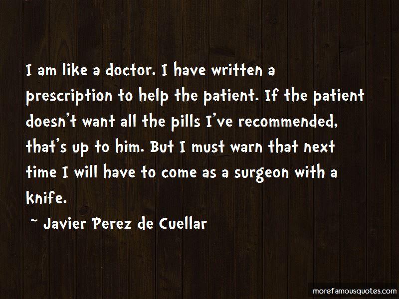 Javier Perez De Cuellar Quotes Pictures 2