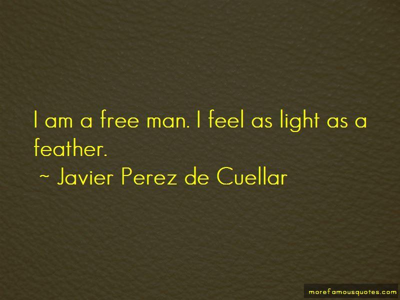 Javier Perez De Cuellar Quotes Pictures 3