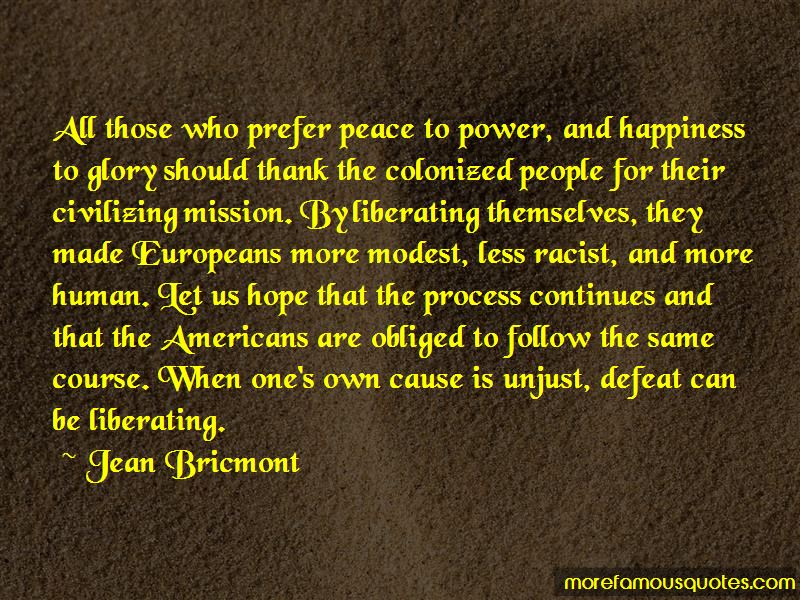 Jean Bricmont Quotes