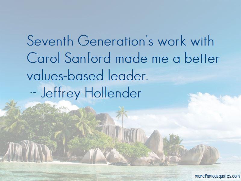 Jeffrey Hollender Quotes Pictures 4