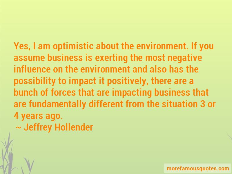 Jeffrey Hollender Quotes
