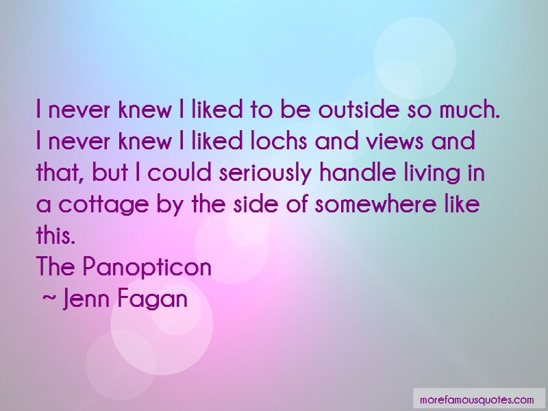 Jenn Fagan Quotes Pictures 3