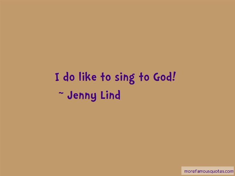 Jenny Lind Quotes Pictures 2