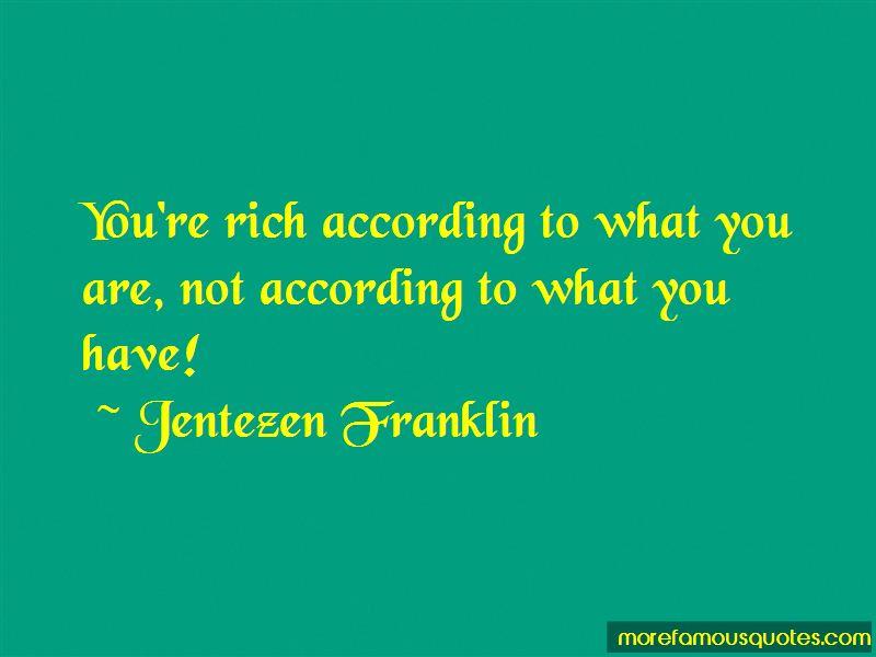 Jentezen Franklin Quotes Pictures 2