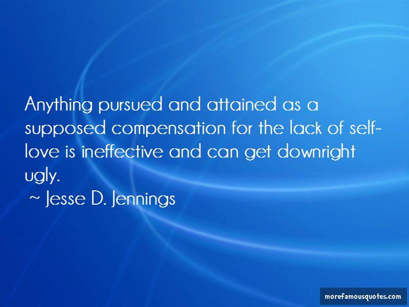 Jesse D. Jennings Quotes