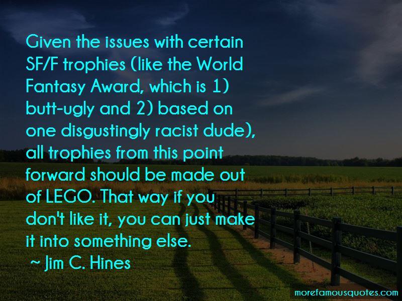Jim C. Hines Quotes Pictures 2