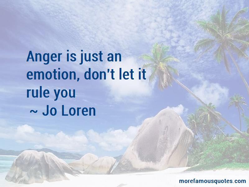 Jo Loren Quotes