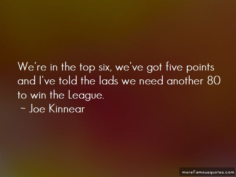 Joe Kinnear Quotes Pictures 3