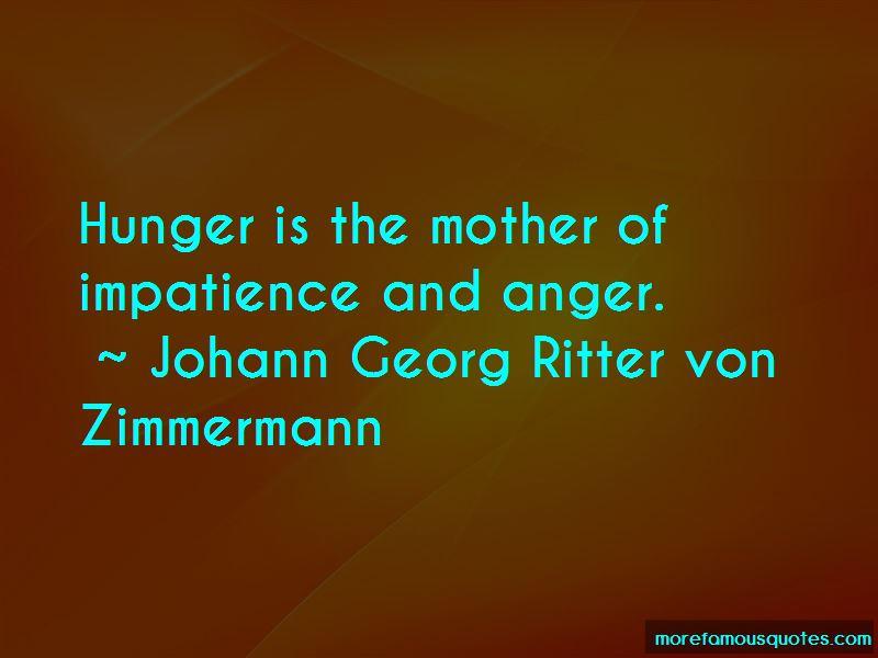 Johann Georg Ritter Von Zimmermann Quotes Pictures 3
