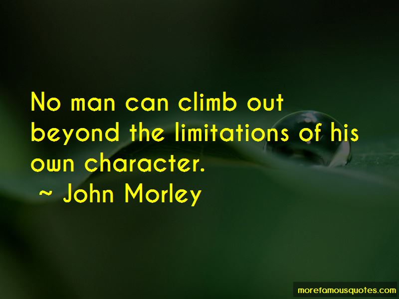 John Morley Quotes Pictures 4
