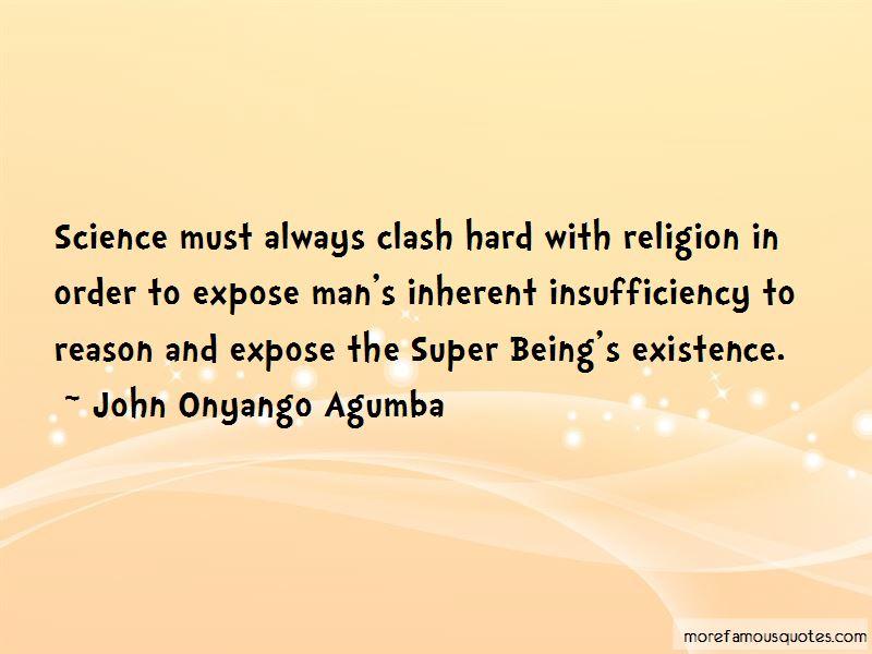 John Onyango Agumba Quotes Pictures 2