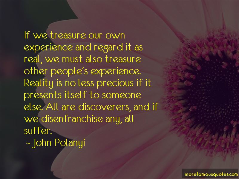 John Polanyi Quotes Pictures 2
