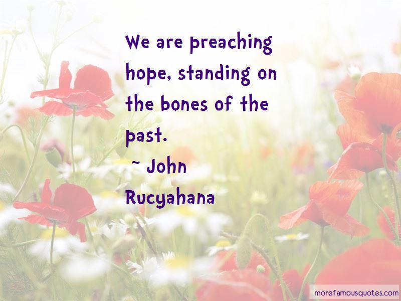 John Rucyahana Quotes