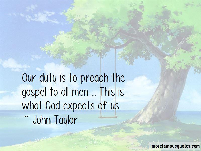 John Taylor Quotes