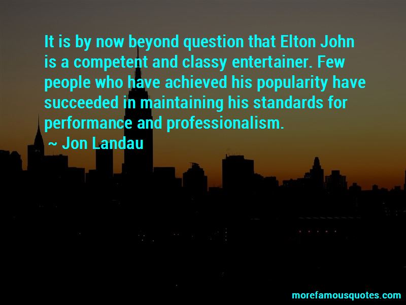 Jon Landau Quotes Pictures 3
