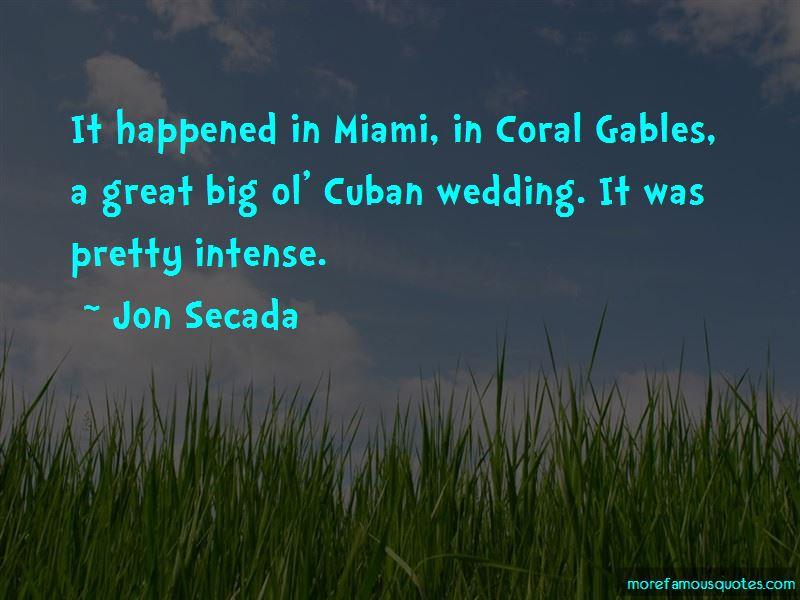 Jon Secada Quotes