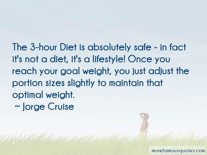 Jorge Cruise Quotes Pictures 4