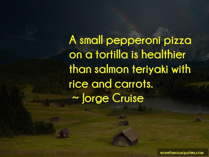 Jorge Cruise Quotes