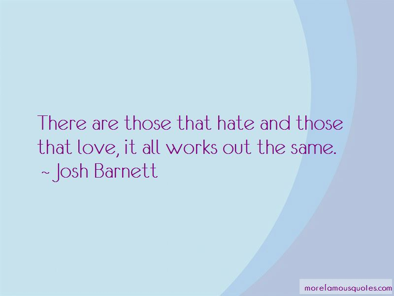 Josh Barnett Quotes Pictures 3