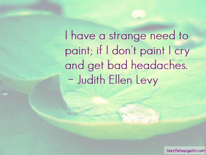 Judith Ellen Levy Quotes Pictures 3