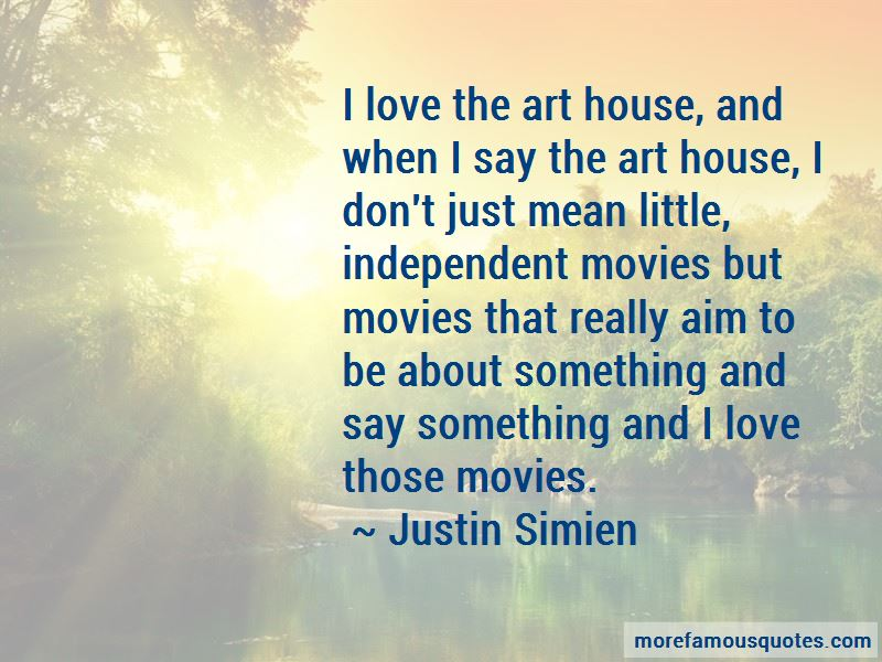Justin Simien Quotes