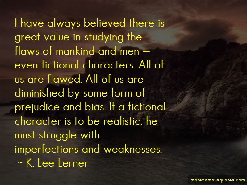 K. Lee Lerner Quotes Pictures 2