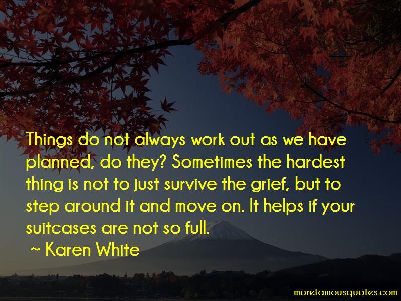 Karen White Quotes