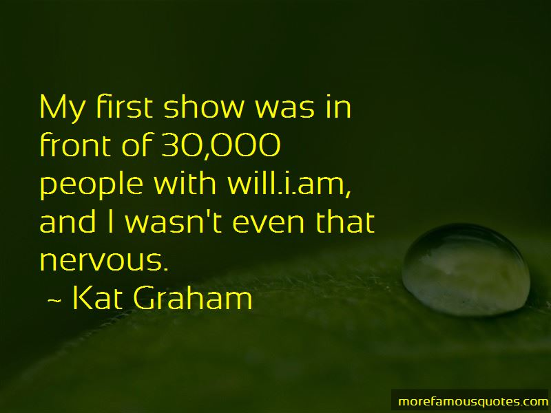 Kat Graham Quotes