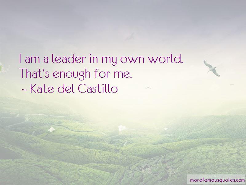 Kate Del Castillo Quotes Pictures 2