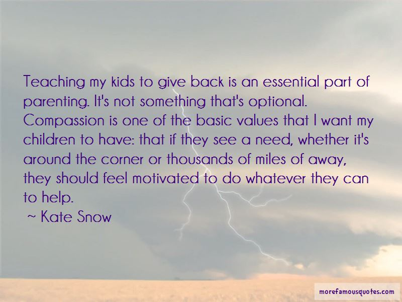 Kate Snow Quotes Pictures 2