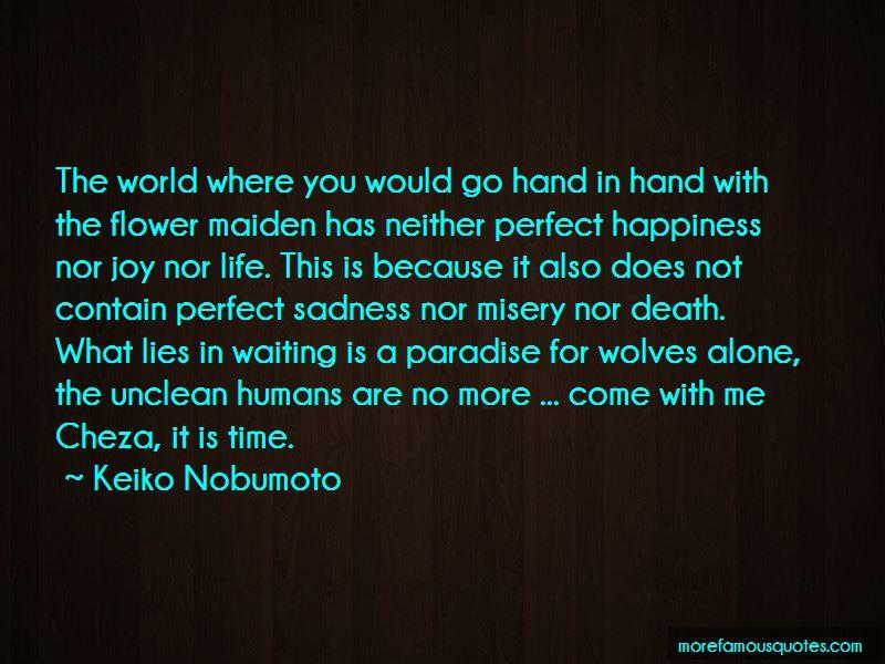 Keiko Nobumoto Quotes Pictures 3