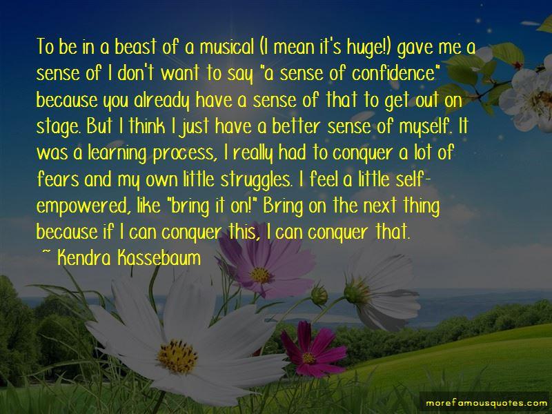 Kendra Kassebaum Quotes Pictures 3