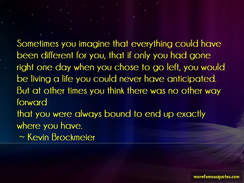 Kevin Brockmeier Quotes Pictures 3