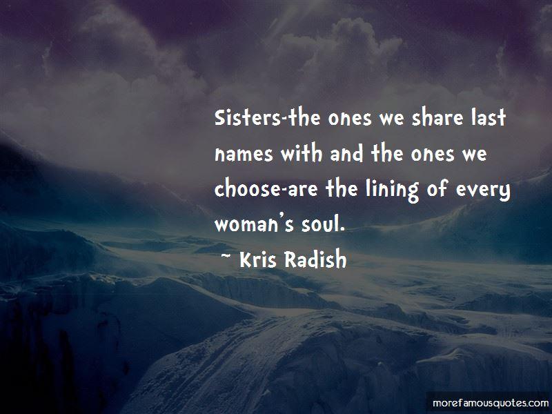 Kris Radish Quotes Pictures 3