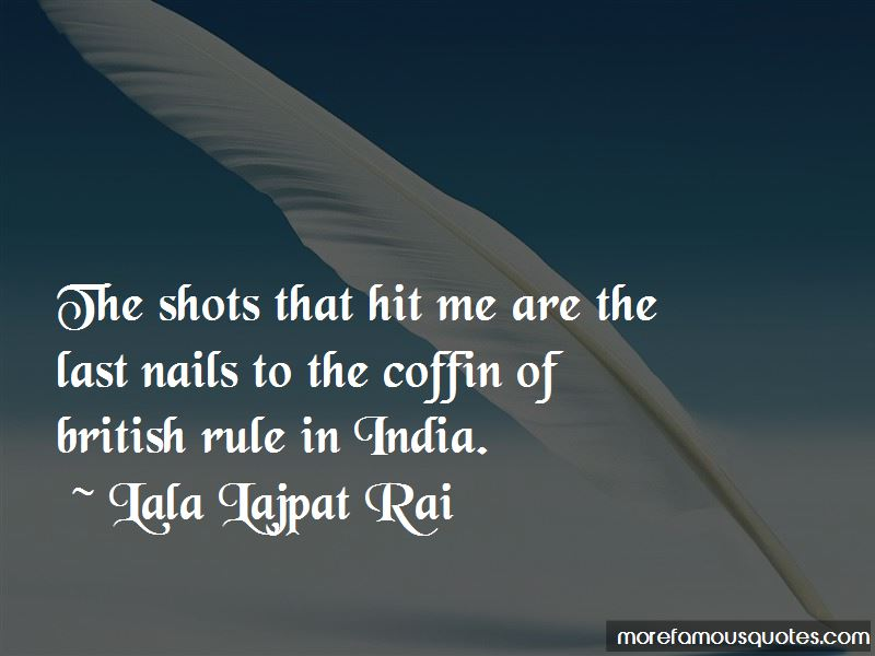 Lala Lajpat Rai Quotes Pictures 2