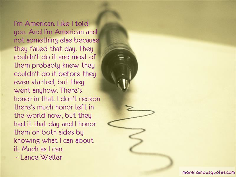 Lance Weller Quotes Pictures 3