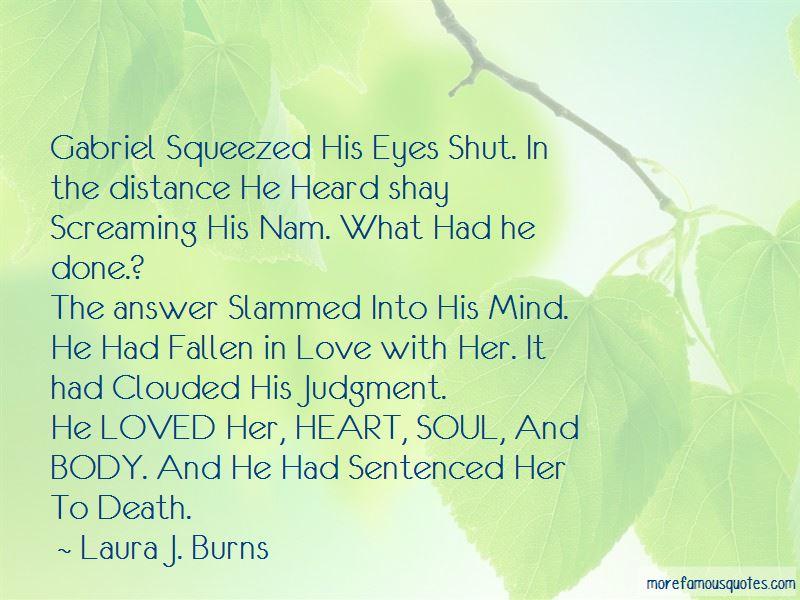 Laura J. Burns Quotes Pictures 2