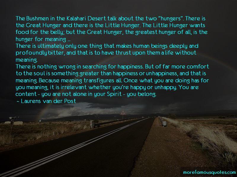 Laurens Van Der Post Quotes Pictures 4