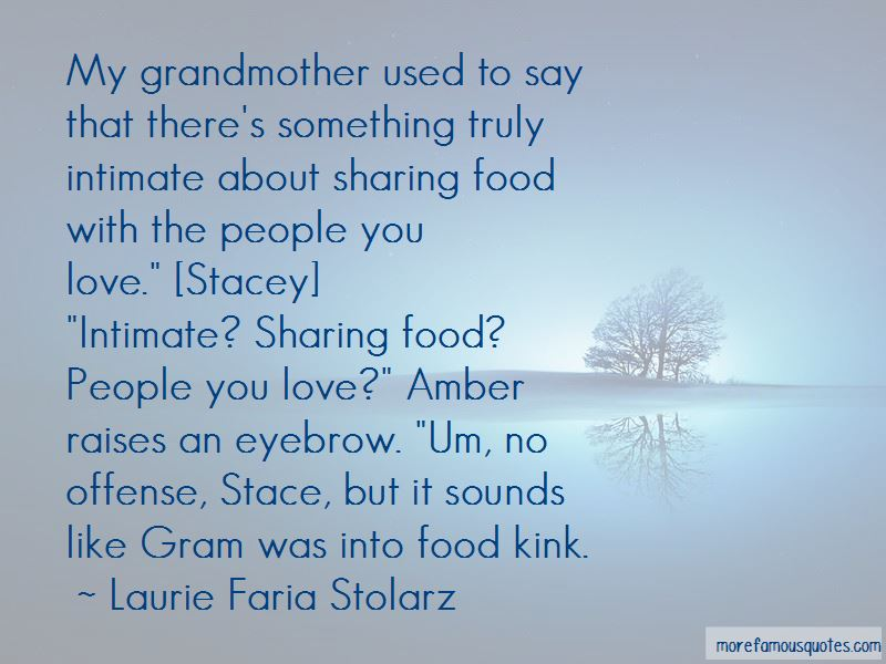 Laurie Faria Stolarz Quotes Pictures 2