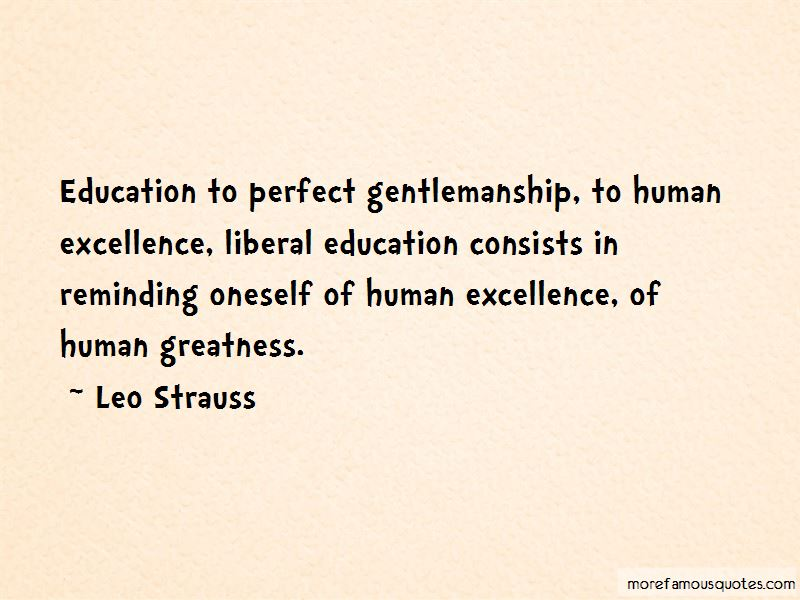 Leo Strauss Quotes Pictures 2