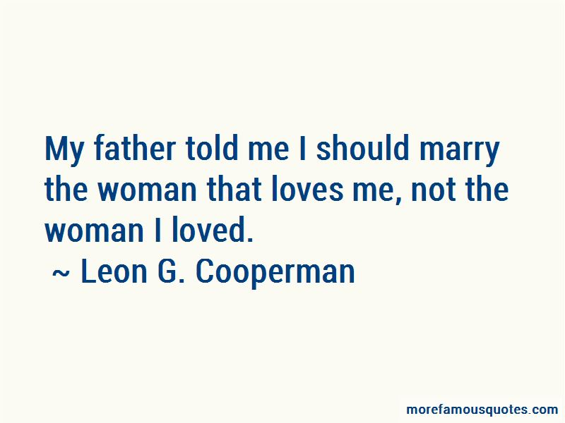 Leon G. Cooperman Quotes Pictures 4