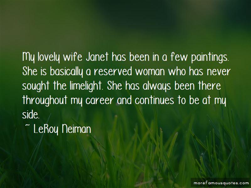 LeRoy Neiman Quotes Pictures 3