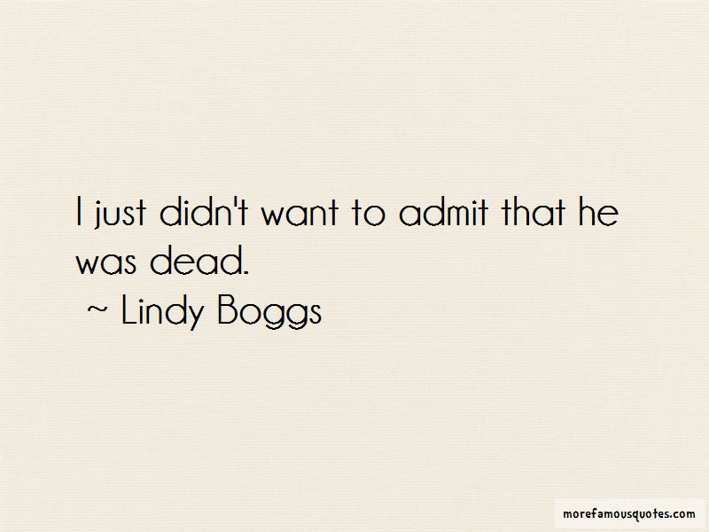 Lindy Boggs Quotes Pictures 3