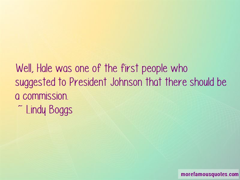 Lindy Boggs Quotes