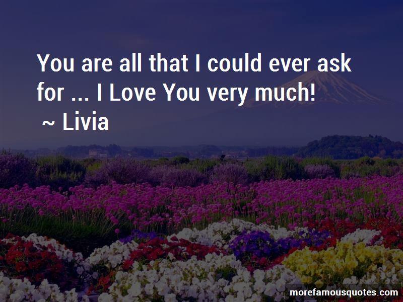 Livia Quotes Pictures 2