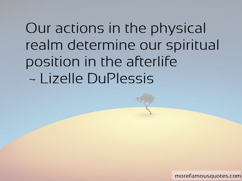 Lizelle DuPlessis Quotes Pictures 2